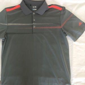 Adidas PureMotion CoolMax Large Polo Shirt